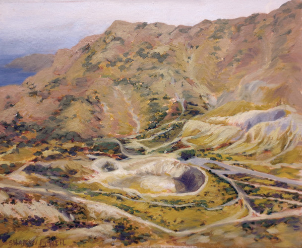 To Ephestio, the Volcano