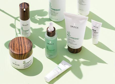 clean skincare hautpflege Image Skincare