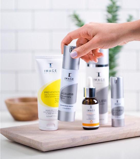 image skincare, clean skincare, bio hautpflege