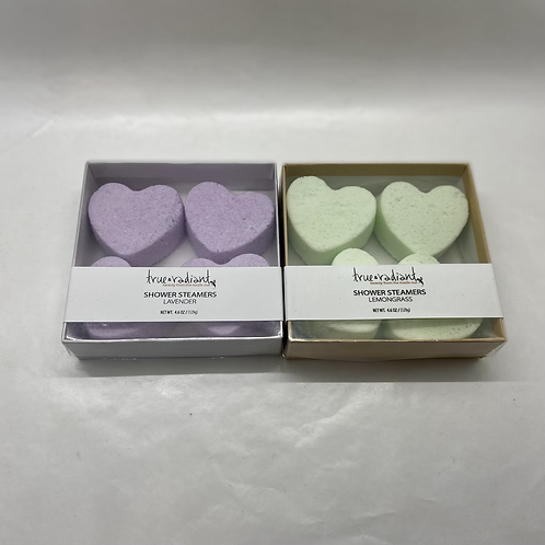 Heart Shaped Shower Steamers