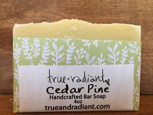 Cedar Pine Soap