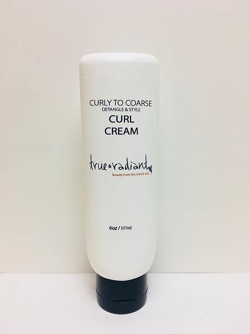 Curl Cream - Curly to Coarse