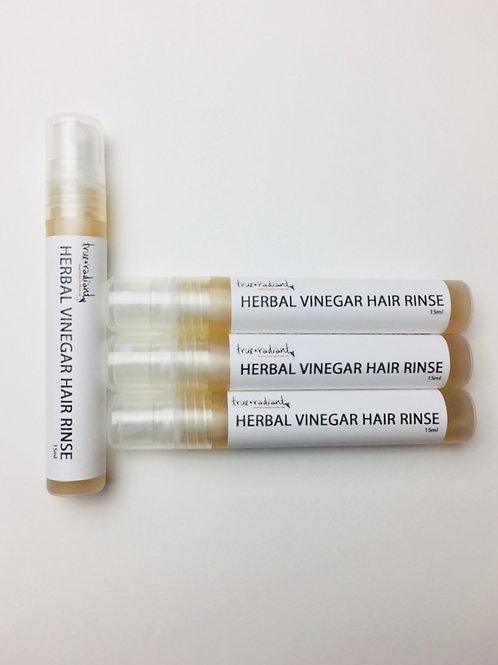 Herbal Vinegar Hair Rinse 15ml