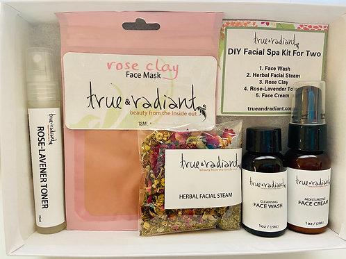 Facial Spa Kit