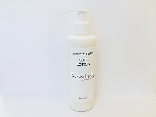 Curling Lotion - Wavy to Curly