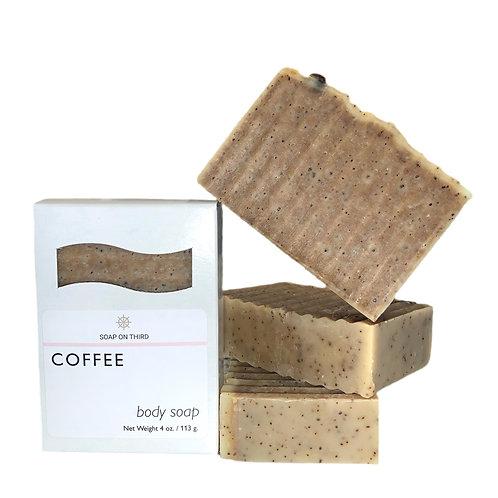 COFFEE EXFOLIATION BAR