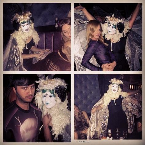 Moth Crashes Fashion Week 2014