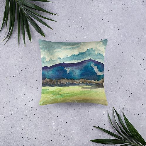 Overlook Mountain Pillow