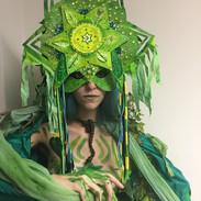 the Divine Feminine (Green)