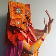 the Divine Feminine (Orange)