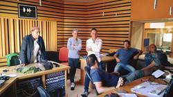 """Recording Rão Kyao's """"Aventuras da Alma"""""""