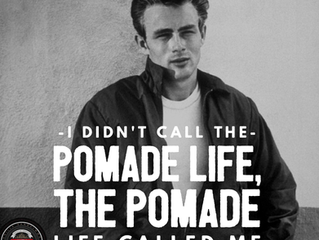 Life and Times of a Newly Minted Pomade Junkie