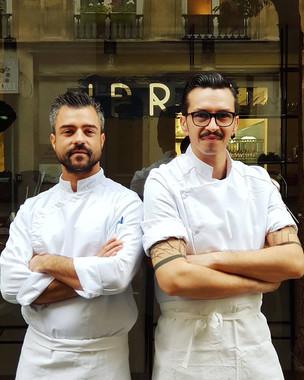 Un restaurant cu preparate romanesti in top 5 Restaurante din Paris. Doi Chefi romani,Bogdan Alexan