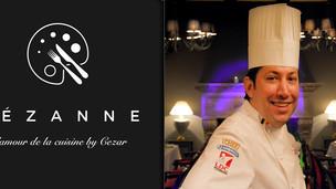 Se deschide Restaurantul Cézanne by Cezar Munteanu