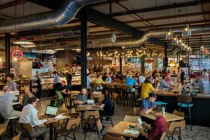 In Piaţa Floreasca din Bucureşti se va lansa primul concept de food hall din Romania