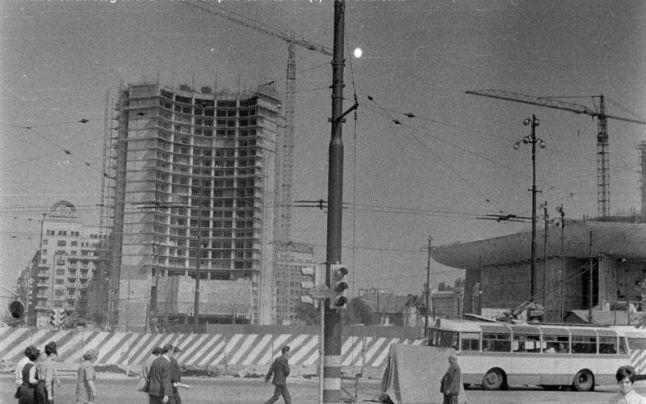 Hote Intercontinental 1967