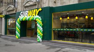 Primul Subway din România are afaceri în scădere.