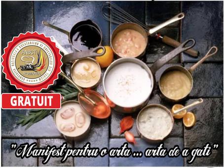 Workshop Culinar gratuit - GallArt Food Solutions