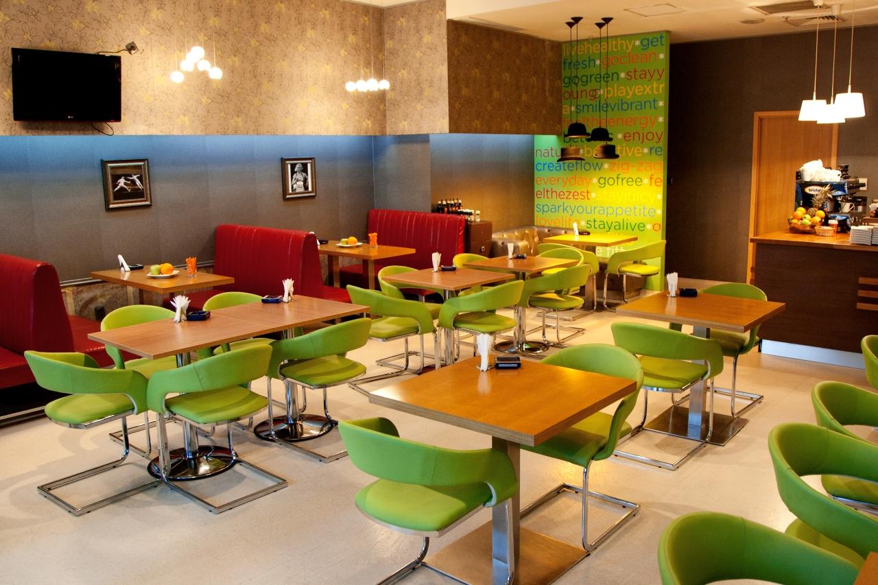 Fitto Cafe - Piata Victoriei