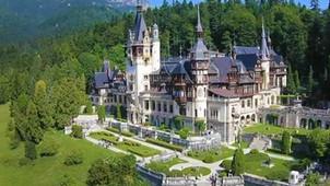 Castelul Peles a primit doua stele Michelin