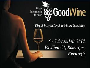 Programul Targului International de Vinuri GOODWINE