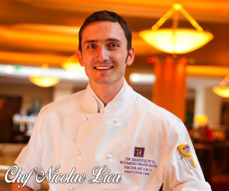 Chef Nicolae Lica