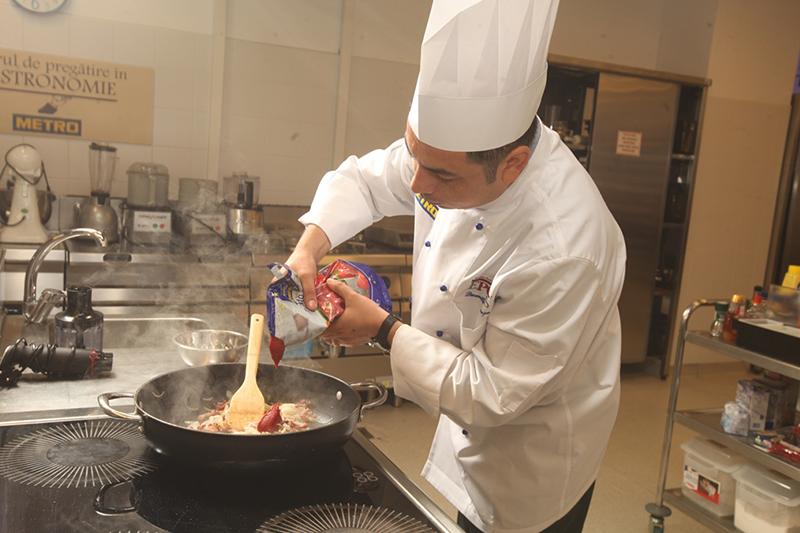 Chef Bucsa Dumitru