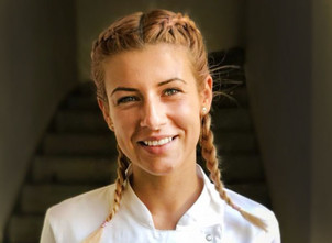 Andra Andriuc va reprezenta Sibiu și România la Young Chef Award