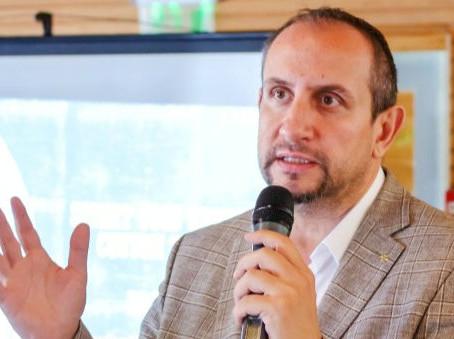 Domnul Laurențiu Mâță este noul Director de Comunicare și Evenimente ANBCT România