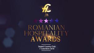 Cel mai mare juriu al unei competitii din Romania Romanian Hospitality Awards, pentru excelenta in o
