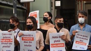 Proprietarii din HoReCa, orasul Ploiești, petiție pentru guvern: ne paște falimentul!