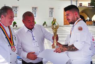Alin Barabancea este marele castigator al Cupei Sibiului in Artă Culinară 2018 – Arome din Sibiu