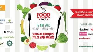 Food Revolution Day in Romania