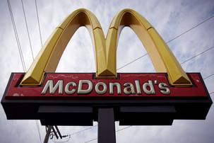 McDonald's a intrat în criză