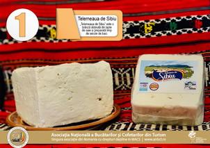 Cele 7️ produse tradiționale din România, protejate la nivel european