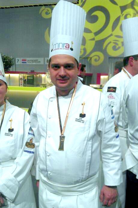 Chef Ionut Toma