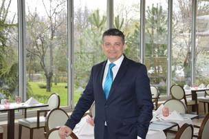 Angelo Zuccala, noul general manager al hotelului Crowne Plaza Bucharest