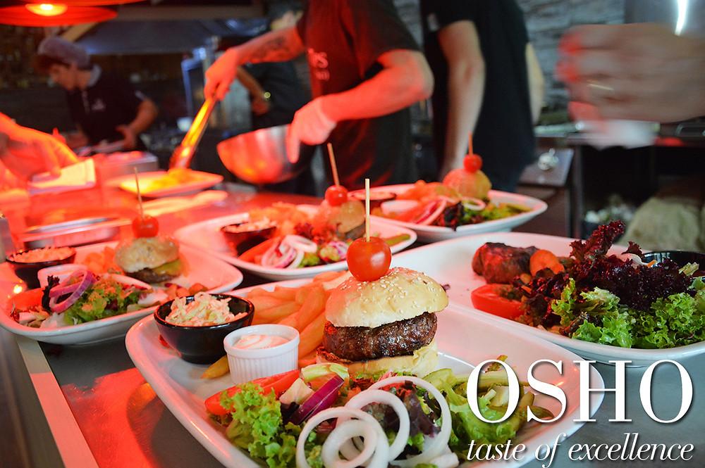 OSHO Burger