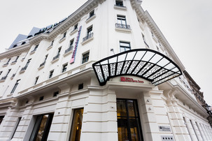 S-a deschis primul hotel Hilton Garden Inn în București