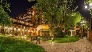 Conflict între hotelul Caro și Primăria București