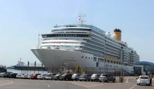 Portul Constanța, destinația de croaziere numărul 1 din Marea Neagră