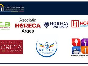 Federația Patronatelor din Industria Ospitalității (FIO) a depus un memoriu adresat Guvernului Român
