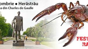 Festivalul Racilor  - Parcul Herăstrău, intrarea din Charles de Gaulle  3-5 octombrie 2014