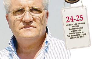 Nicolae Bucovala vrea sa construiasca un hotel la Predeal