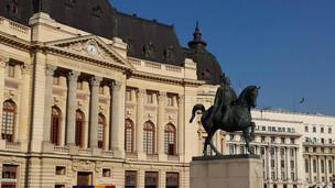 Candidatura Bucurestiului pentru titlul de Capitala culturala
