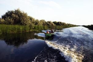"""Delta Dunării ia cucerit pe americanii de la """"New York Times"""""""