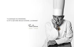"""Paul Bocuse, """"părintele"""" gastronomiei franceze moderne, a murit"""