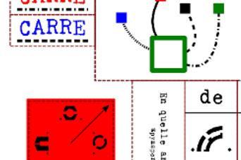 Escape Game Mini : Les carrés