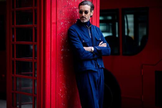 Richard Biedul - London