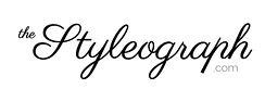 the styleograph vendor schriftzug websei